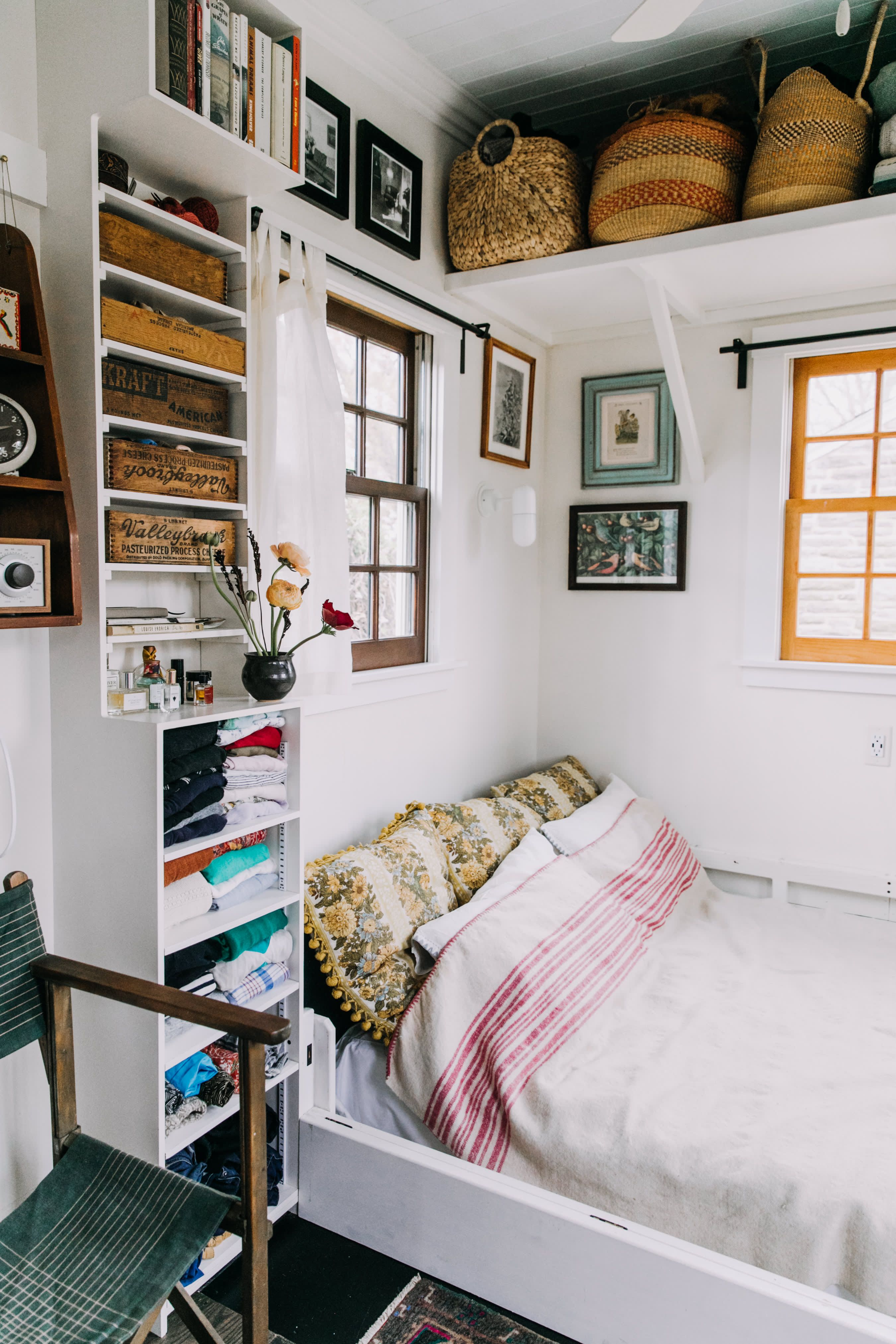 The Smartest Small Space Storage Ideas We Saw In 2018 Small