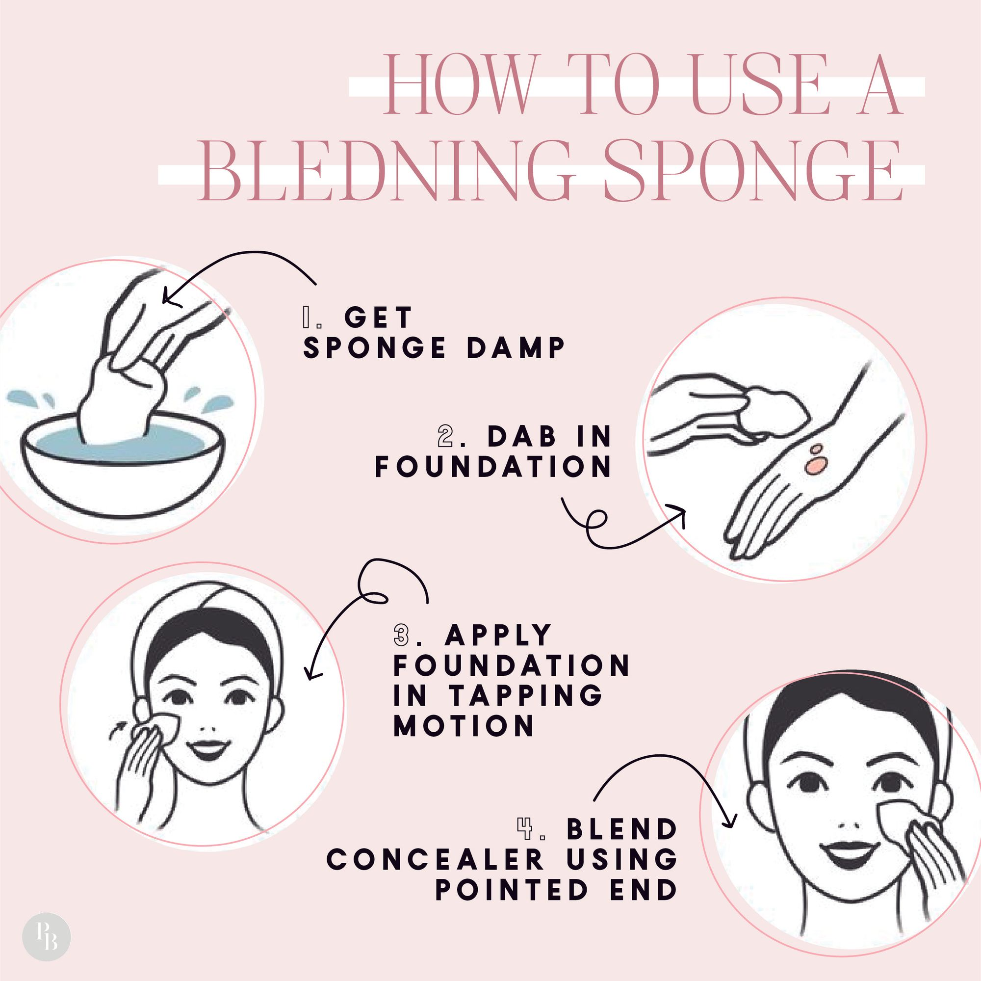 TIP TUESDAY! Blending Sponge How To    #MaryKay #TipTuesday