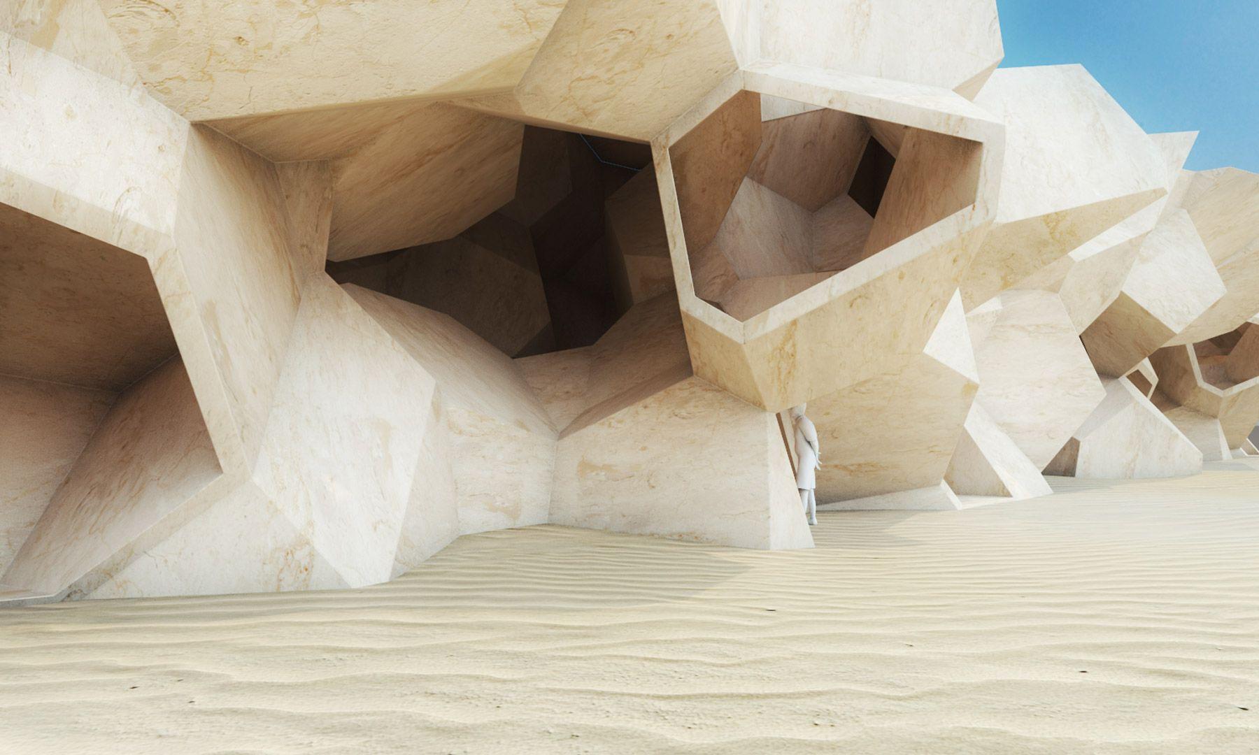 Ordinary Exhibition | Dune Architecture v4.0