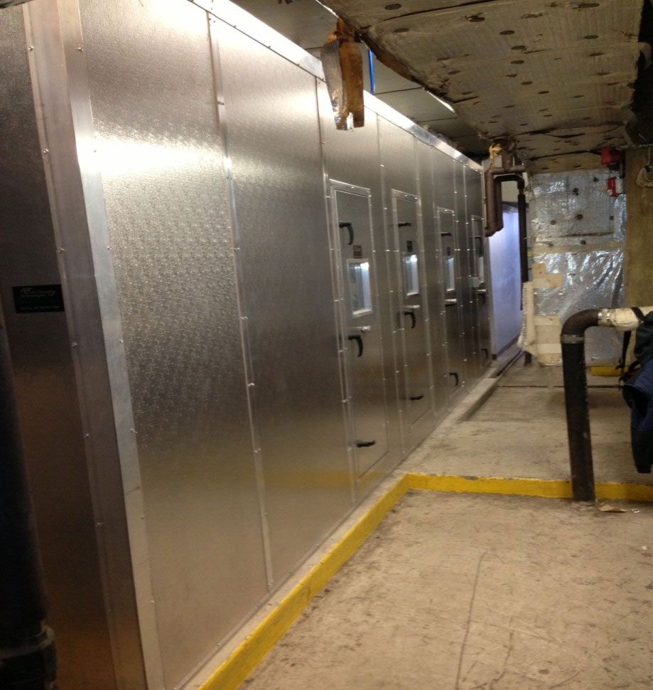 Air Cleaning Technologies Inc Offers Incredibly Efficient Services For Air Handler Repairs In Washin In 2020 With Images Hvac System Design Indoor Air Quality Ventilation System