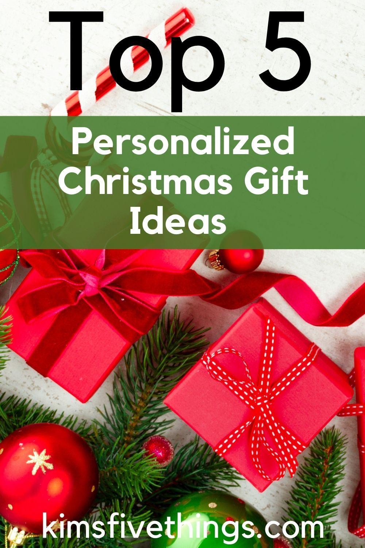 Popular Custom Made Christmas Gifts For 2021 Top 5 Best Personalized Christmas Gifts For Friends And Family 2021 Kims Home Ideas Personalized Christmas Gifts Christmas Gifts For Friends Personalized Christmas