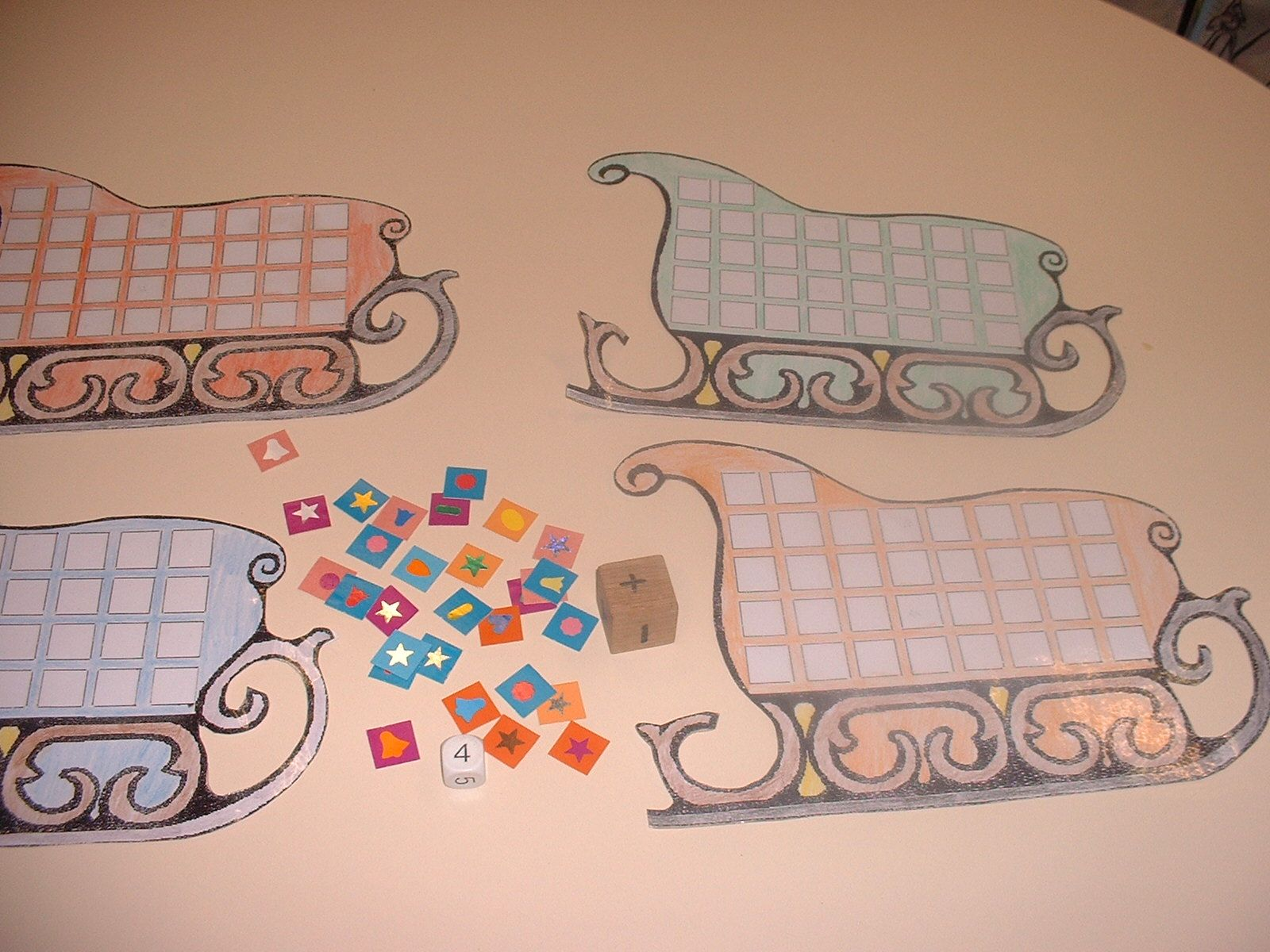jeu de soci t traineaux du p re no l noel ecole pinterest no l maternelle jeux noel et. Black Bedroom Furniture Sets. Home Design Ideas