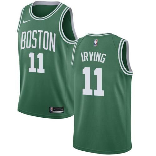 fdd2675df99 KYRIE IRVING BOSTON CELTICS NBA NIKE ICON SWINGMAN JERSEY – Basketball  Jersey World