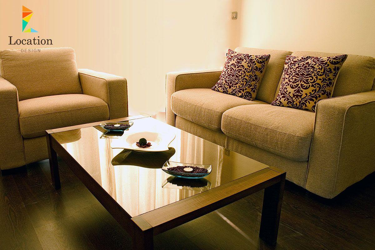 بالصور أفكار جميلة لديكورات غرف جلوس مودرن صغيرة المساحة لوكشين ديزين نت Small Modern Living Room Cosy Living Room Modern Living Room
