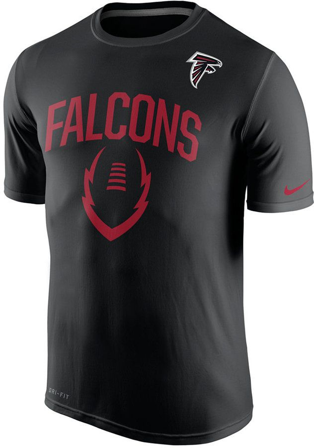 marcatura Voto ibrido  Prove your enthusiasm for the Atlanta Falcons with this Nike NFL Legend  Icon t-shirt. Show just how much you support you… | Nfl shirts, Nike men,  Royal blue t shirt