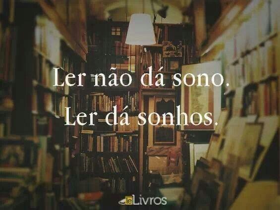 Ler, sempre!