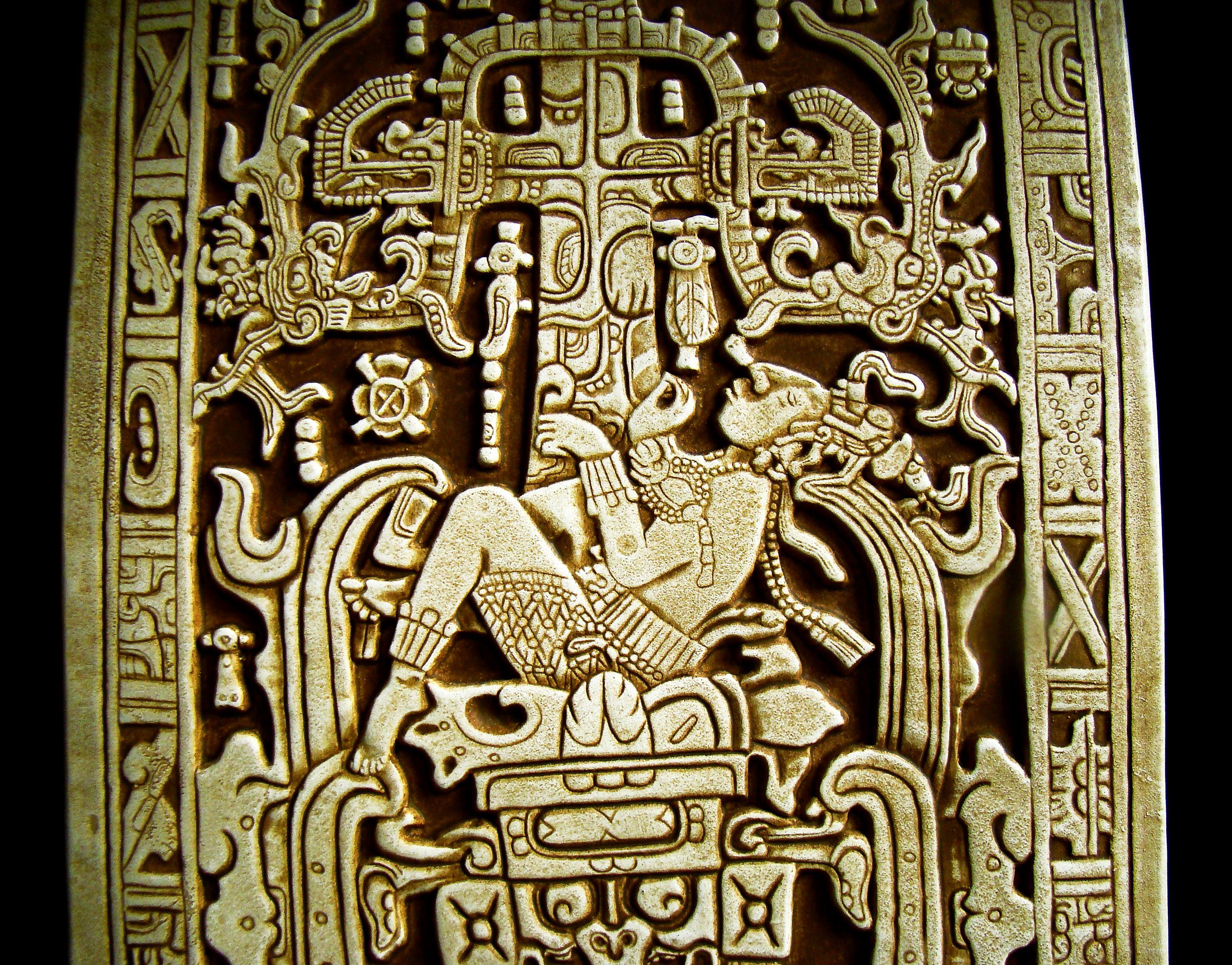 Pakal the great & Xibalba   The Maya - My Ancestors ...
