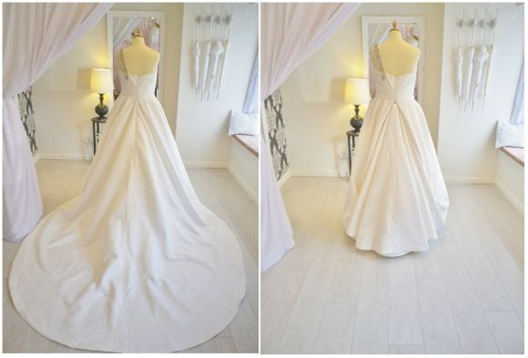 Hustle Your Bustle Diy Wedding Dress Bustle Wedding Dress