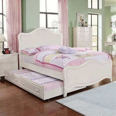 Shop Evolur Aurora Twin Bed With Trundle At Atg Stores Browse Our