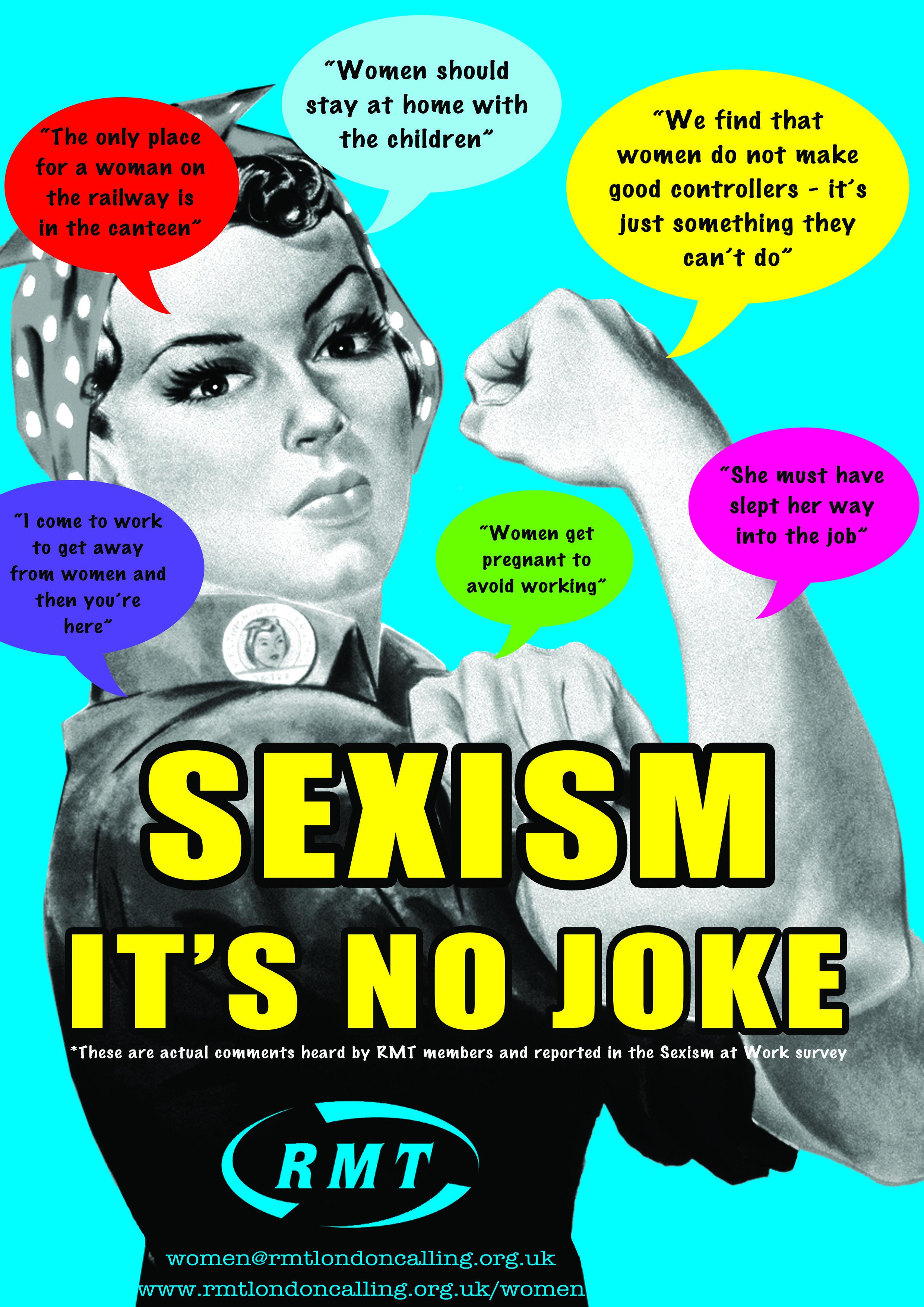 Sexist Jokes Against Women 101