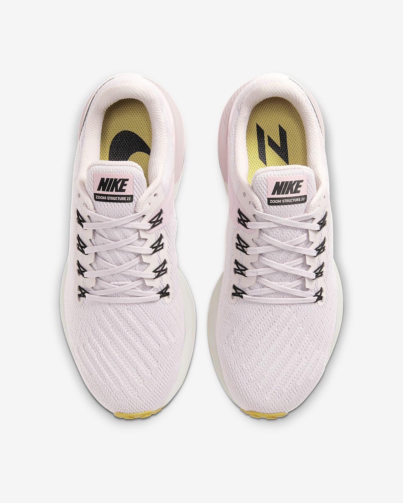 Nike Air Zoom Structure 22 Hardloopschoen voor dames. Nike ...