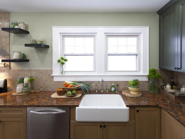 Would go with white or stainless steel rustic kitchen renovation