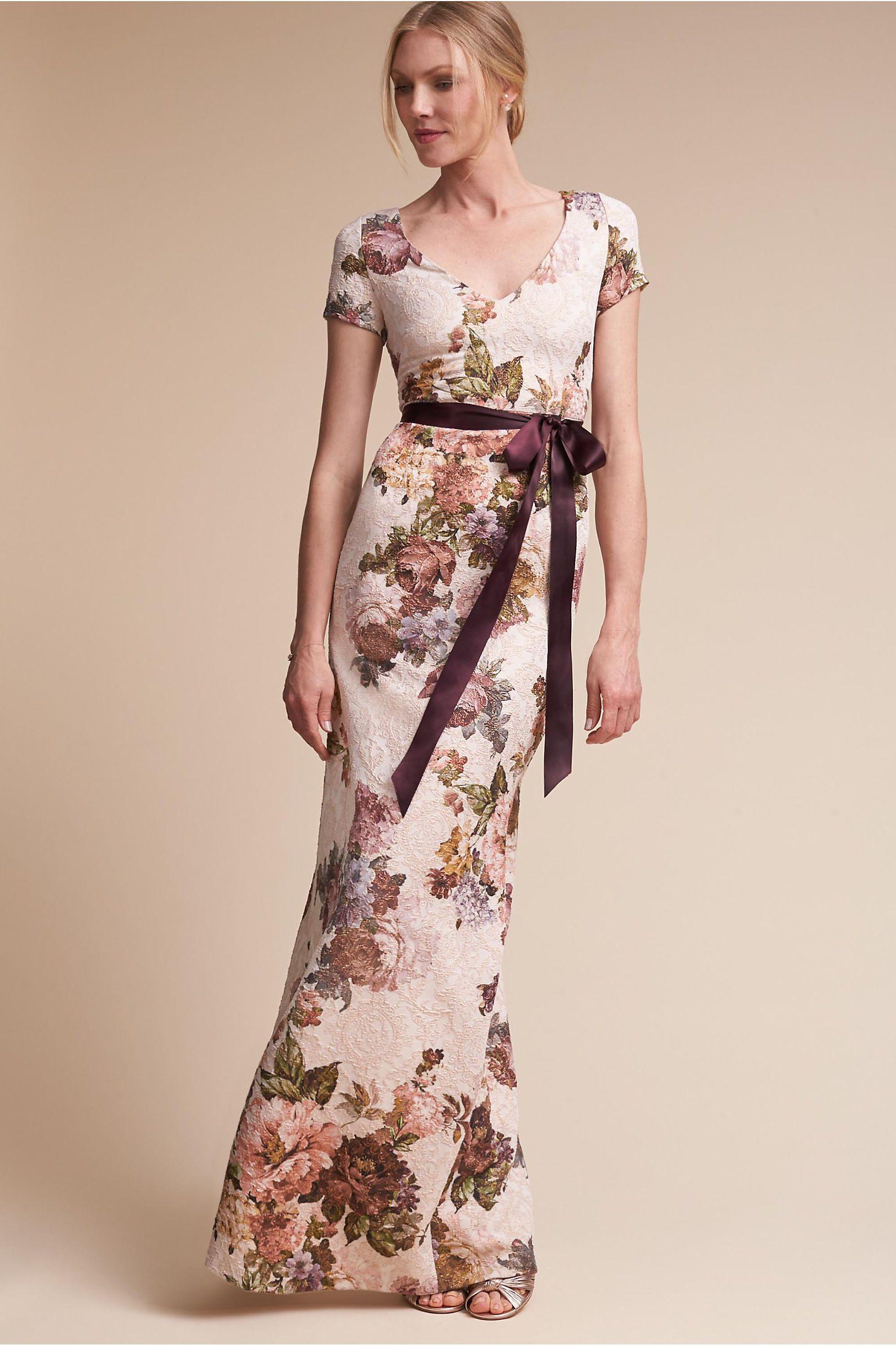 Bhldn soft rose claret dress in bridal party bhldn melani