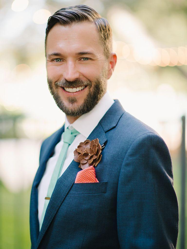 wedding hairstyles for men theknot best wedding
