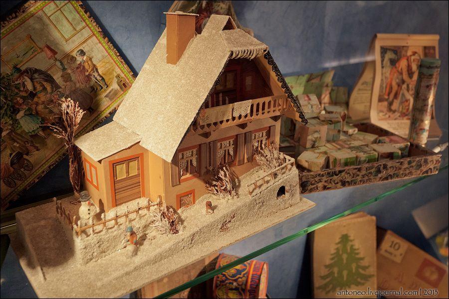 Музей Рождества в Ротенбурге-на-Таубере - ОБЪЕКТИВная жизнь: