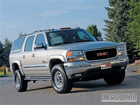 2005 Gmc Yukon Quadrasteer Diesel Power Magazine Gmc Yukon