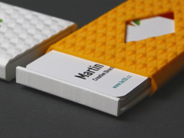 We redesigned the case to fit 85 mm x 55 mm business cards two we redesigned the case to fit 85 mm x 55 mm business cards two options now together with 90 mm x 50 mm more to come print our card cases with hexagonal reheart Choice Image