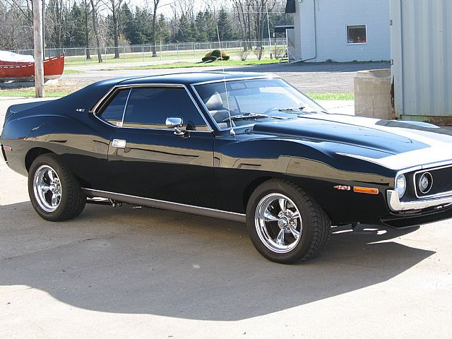 1971 Amc Amx For Sale Harrison Twp Michigan Amc Javelin
