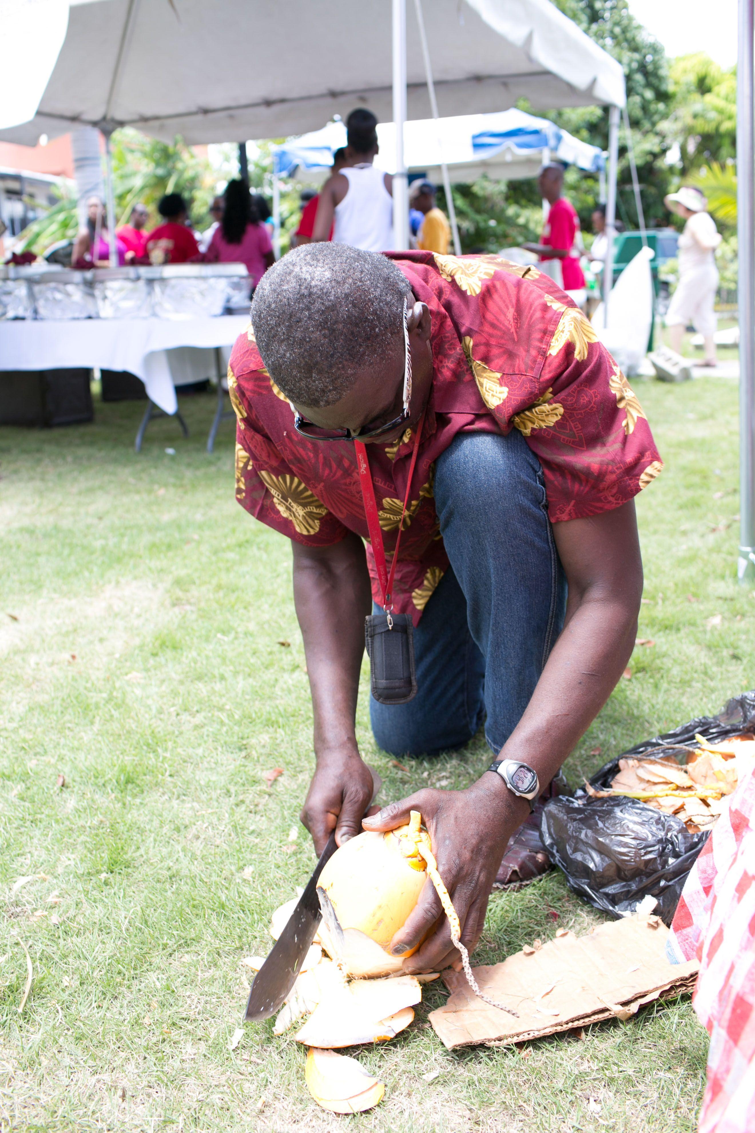 British Virgin Islands Emancipation Festival Food Fair Copyright ©Team Fotoshop