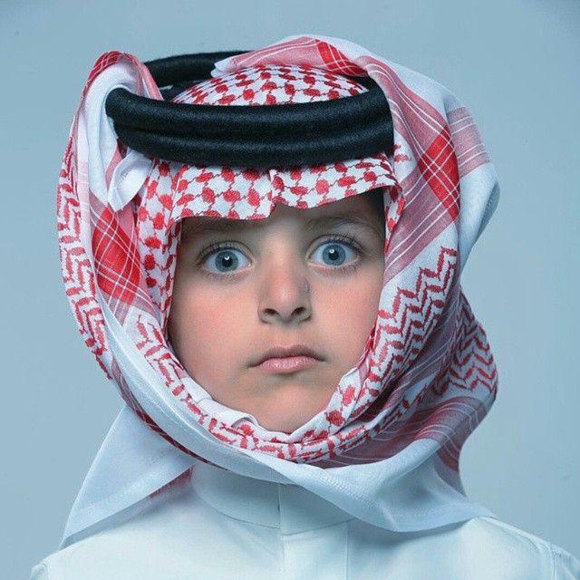 نايف بن نحيت ماشاء الله Saudi Boy