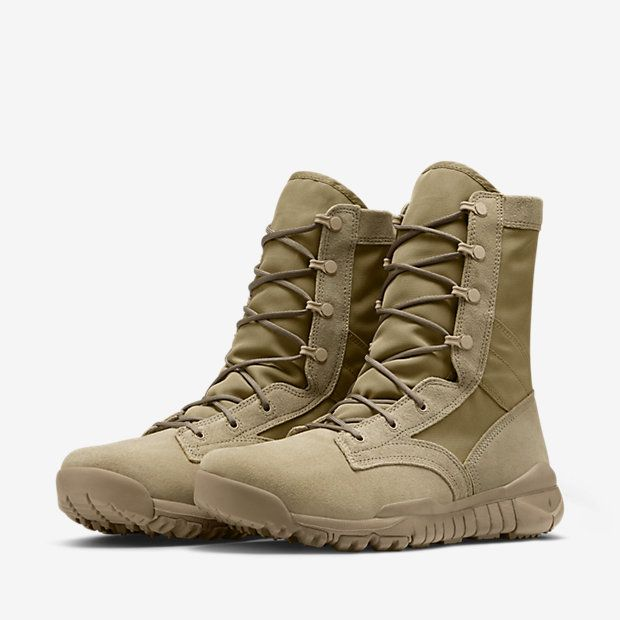 Nike SFB Leather Men's Boot | Stiefel, Männer outfit, Mode