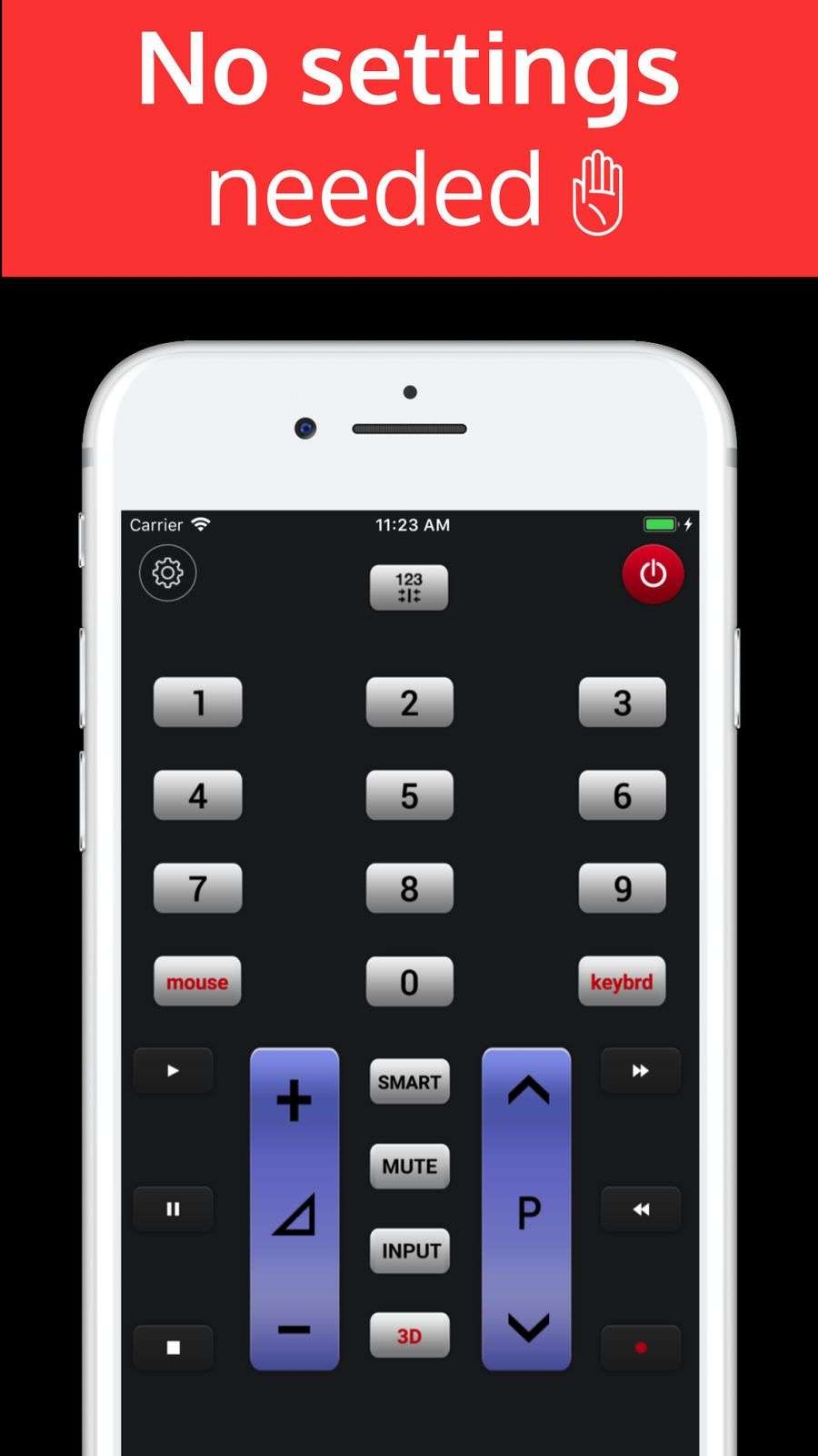 LGeeRemote Remote For LG TV Utilitiesteixeiraios