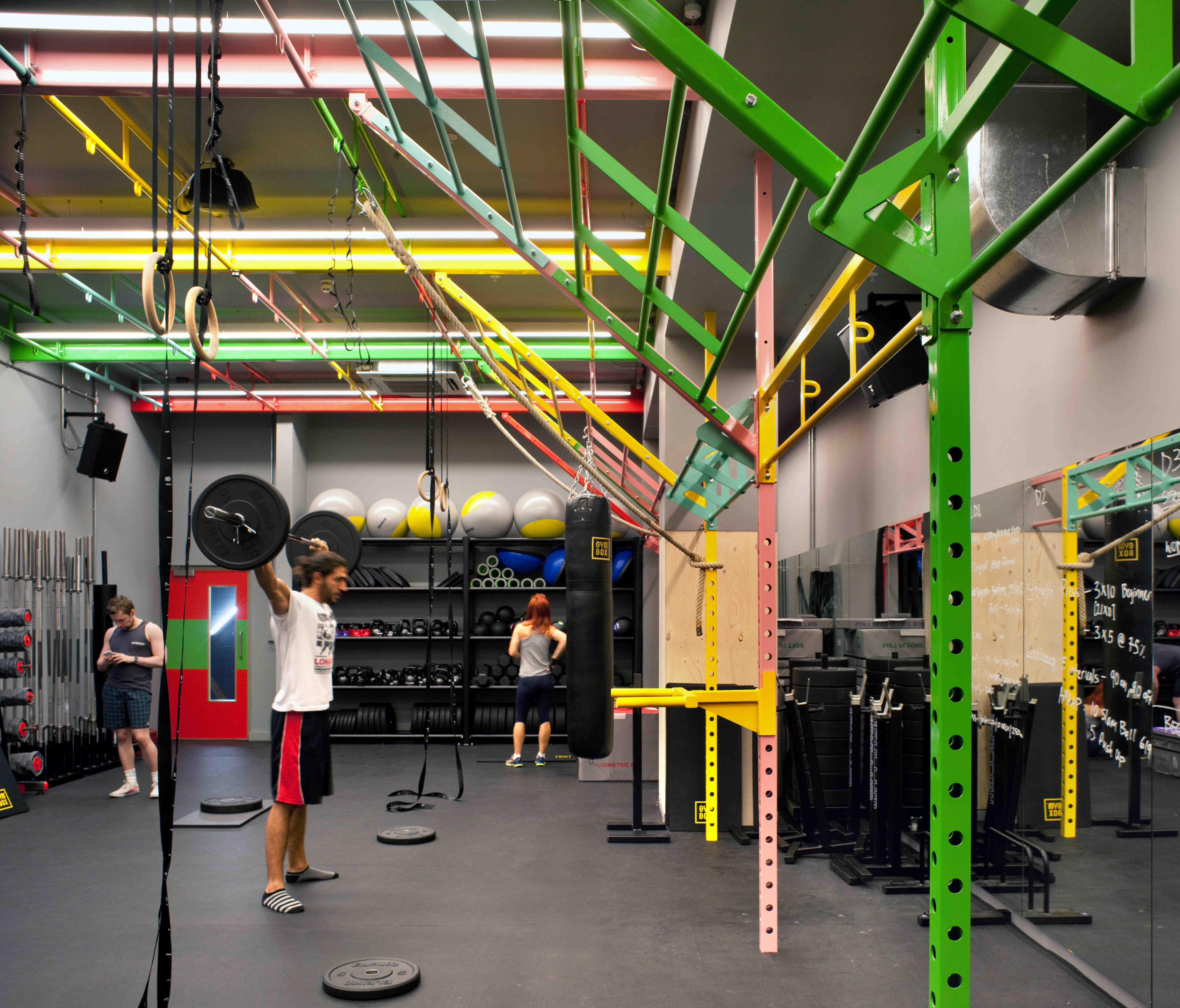 Pin De Filipi Enderson Em Gym