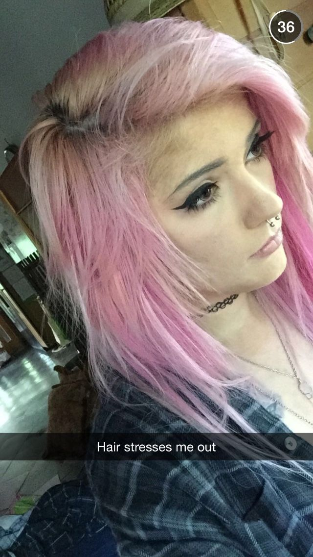 leda muir pink hair - Google Search | Leda Muir