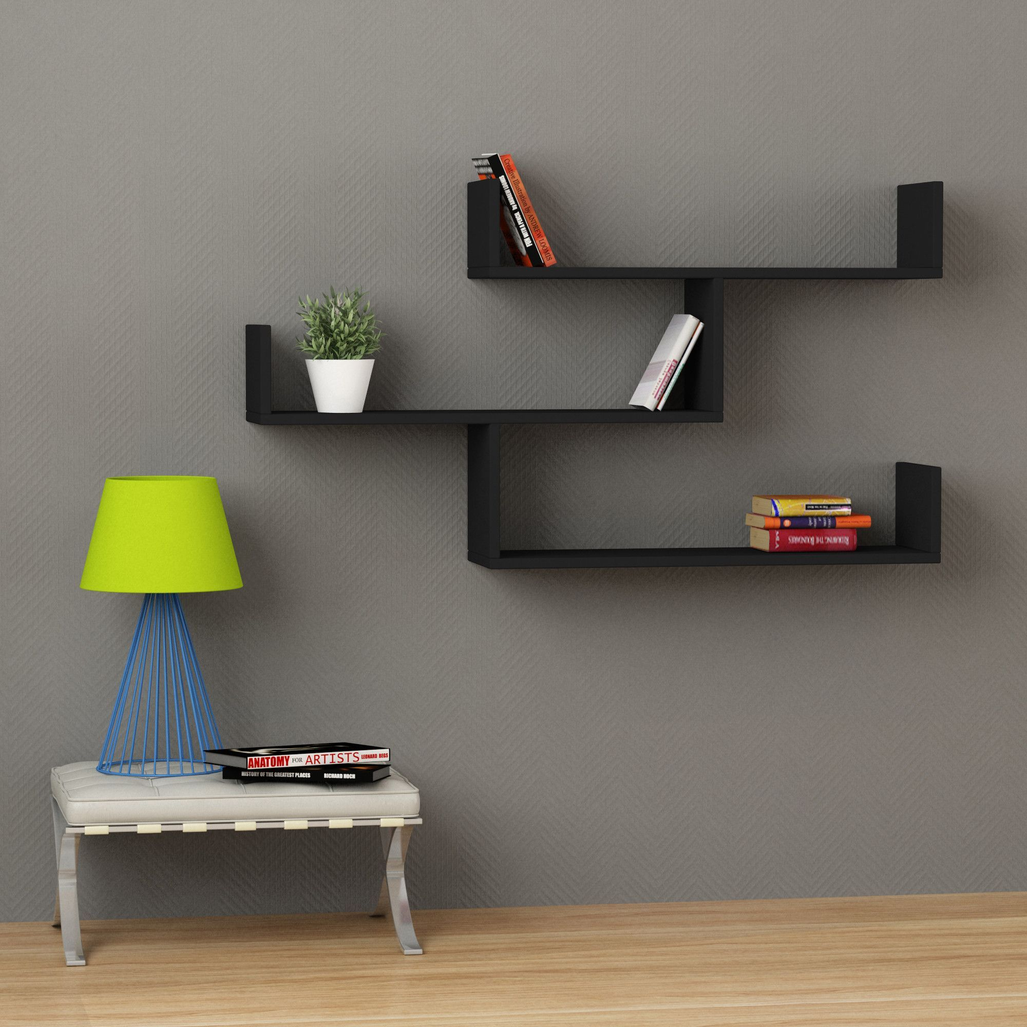 innovative space saving furniture. This Simple And Popular Modern Style Wall Shelf Has An Innovative Space- Saving Design While Being Both Decorative Functional. Space Furniture L