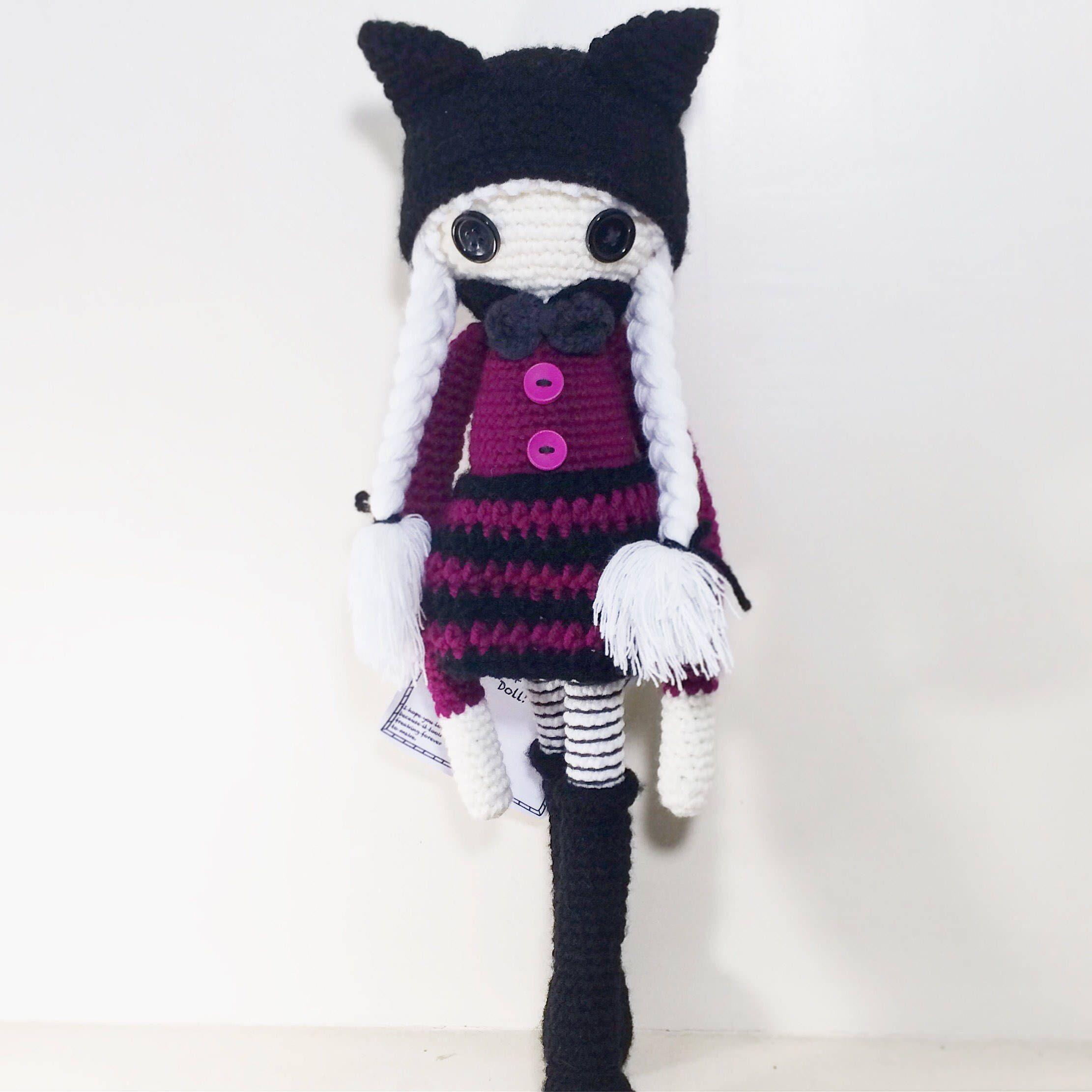 Crochet Doll Anime Free Pattern 65+ Ideas | 2222x2222