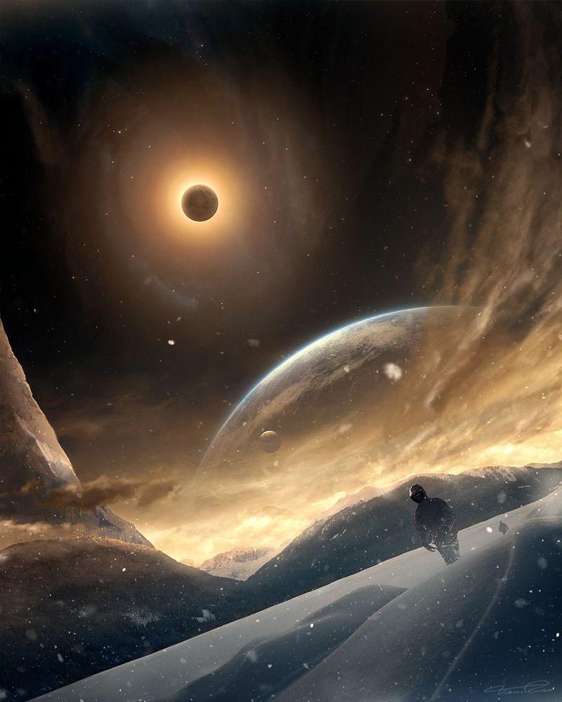 solar system alien concept - photo #11