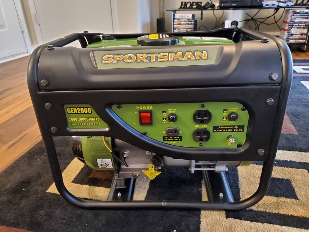 POWERFUL GENERATOR FOR MOBILE CAR WASH AND DETAILING