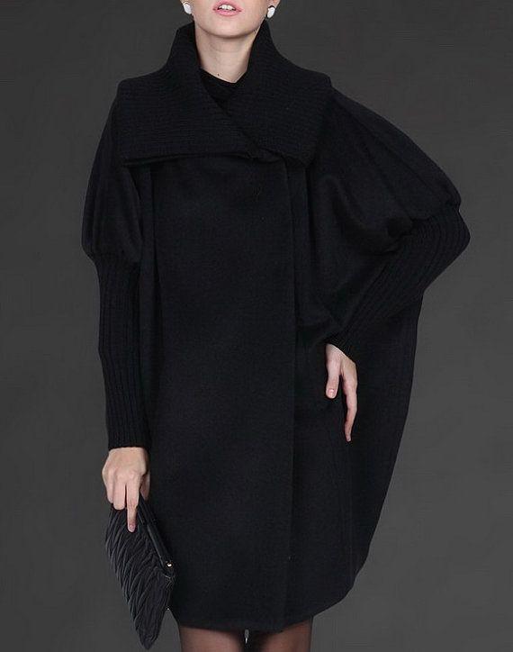 Black wool coat womens canada