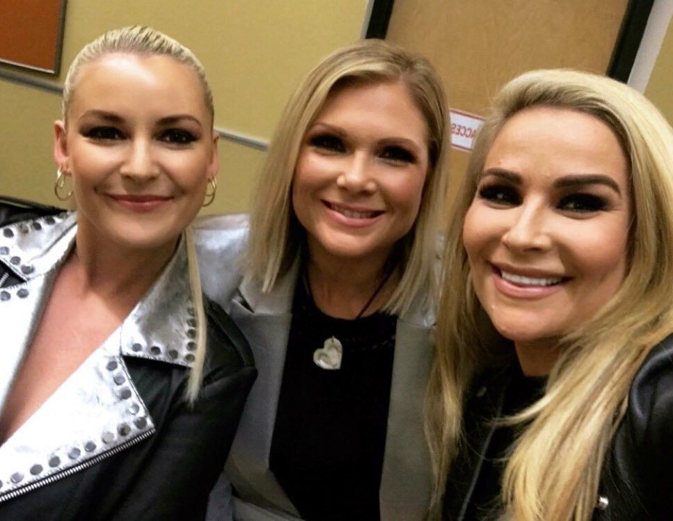 Natalya Officially Challenges WWE Hall Of Famer Beth Phoenix To A Match 2