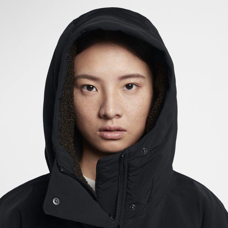 3e9590968 Nike Sportswear Tech Pack Down-Fill Women's Parka - Black | Products ...