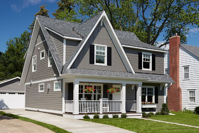 15 Cape Cod House Style Ideas And Floor Plans Interior Exterior Cape Cod Exterior Grey