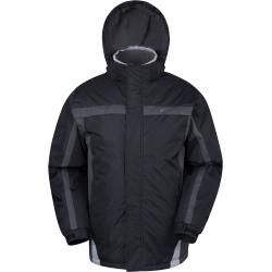 Photo of Dusk Men's Ski Jacket – Black Mountain WarehouseMountain Warehouse