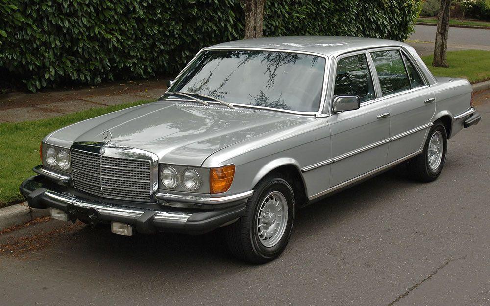 1979 Mercedes 450SEL by cascadiaclassic