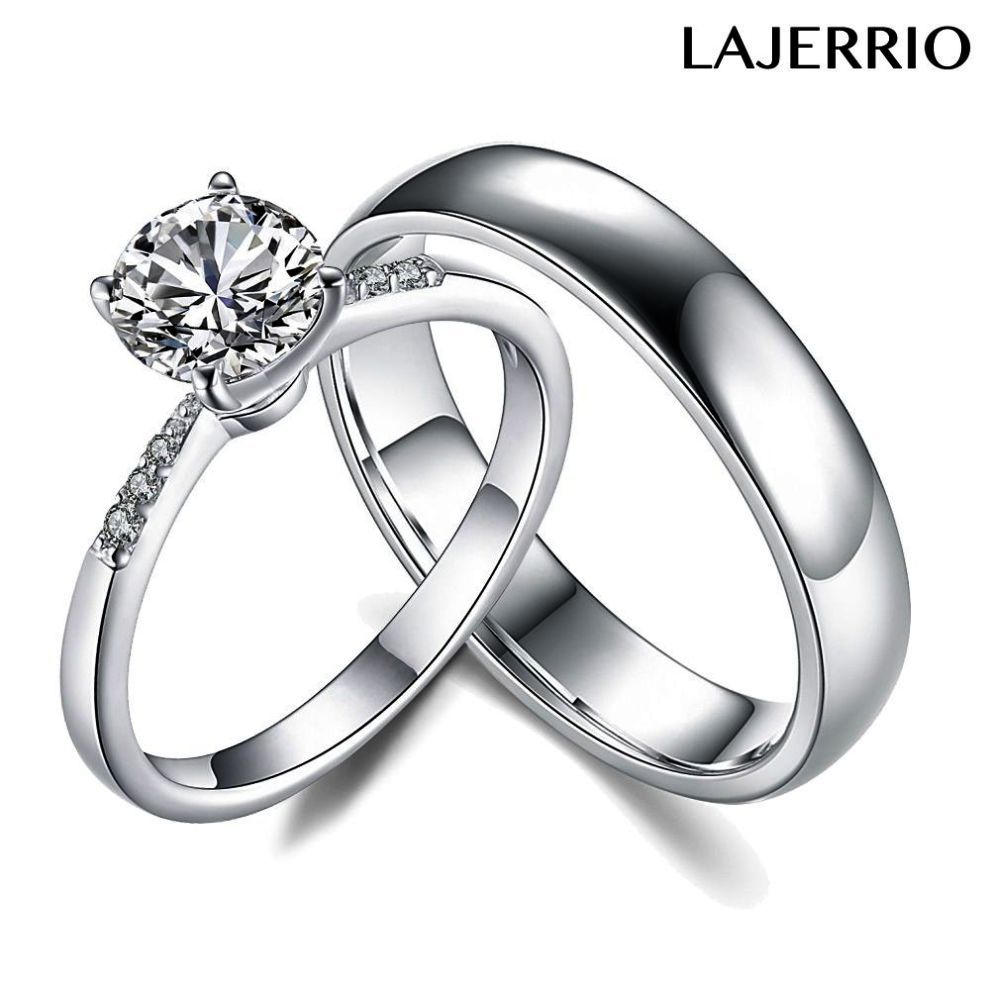 Couple Rings Gold Online India Although Sterling Silver Couple Rings Online India Simple Coupl Couple Ring Design Silver Engagement Rings Silver Necklace Set