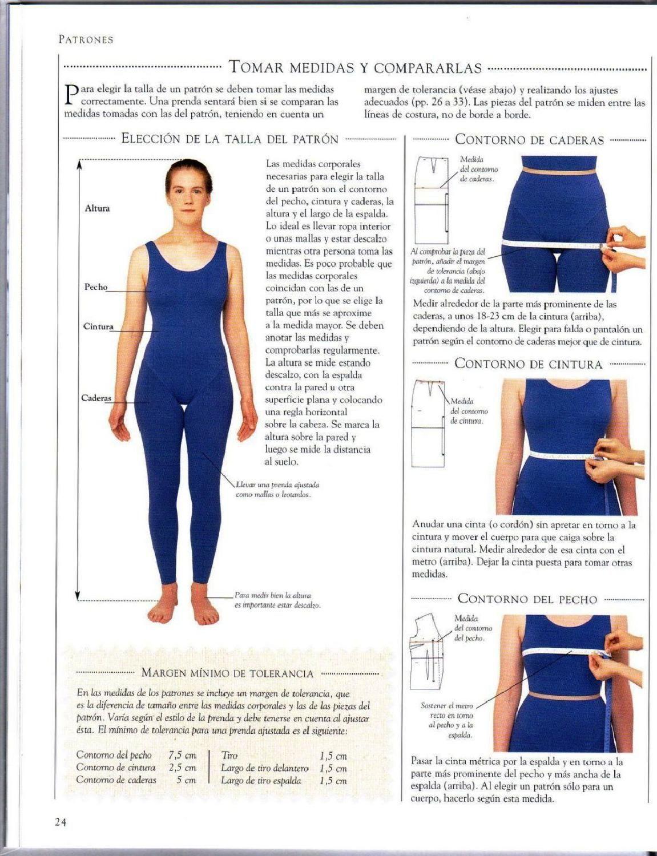 Manual completo de costura | Patrones | Pinterest | Costura