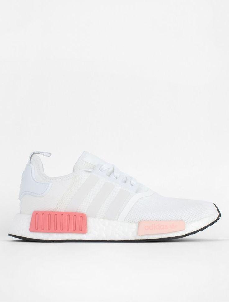 bbeb17d120a791 Adidas NMD R1 W Footwear White Ice Pink