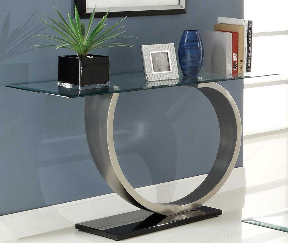 Gl Sofa Table Modern