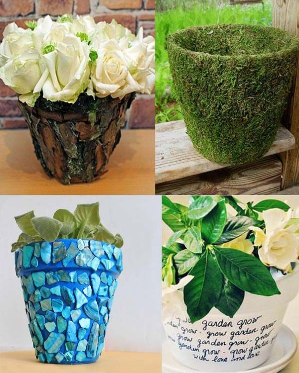 15 Stunning Container Vegetable Garden Design Ideas Tips: Stunning DIY Pot Design Ideas That'll Blow Your Mind