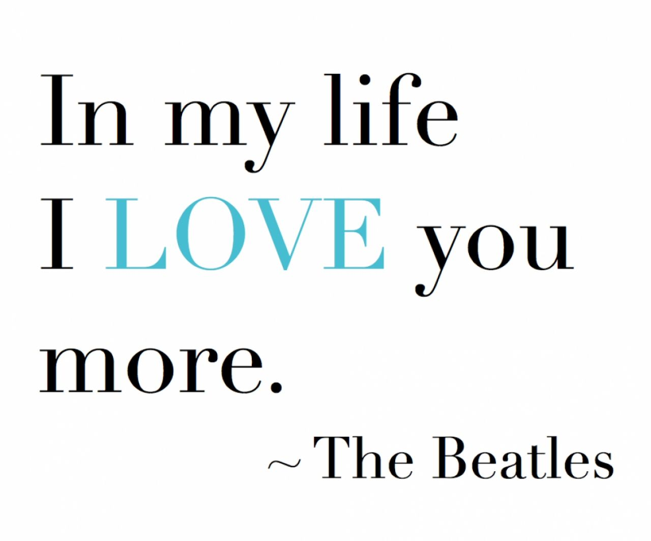 Beatles Quotes Love Beatles Quotes About Love  Words Of Wisdom  Pinterest  Beatles
