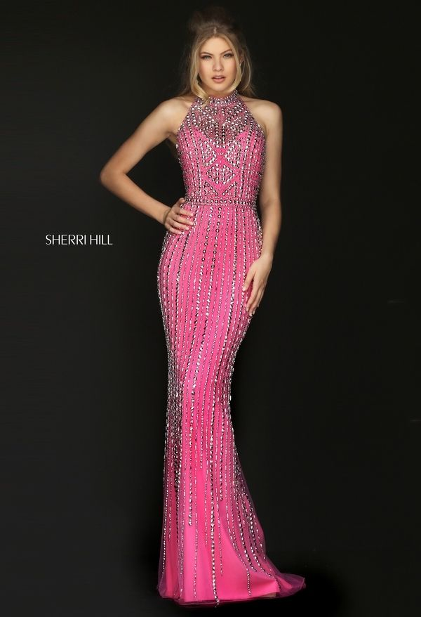 Sherri Hill 50248 | Elegant and Style ♡ | Pinterest | Prom