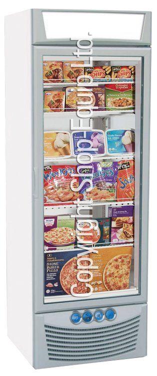 Iarp Eis45 Single Glass Door Upright Freezer Glass Doors