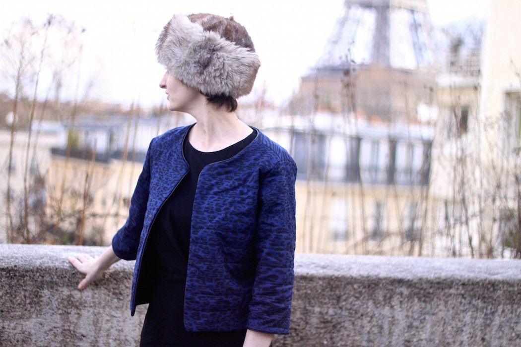 Épinglé par m Gg++ sur Couture (Les Vestes ...)  0427eea8a1d