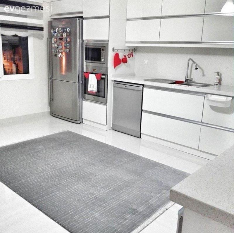 Sitemizde yayınlanmış evlerden 25 harika beyaz mutfak.. #contemporarykitcheninterior