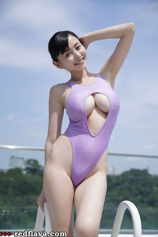 Anri Sugihara Cosplay Bikini Lingerie Asian Women