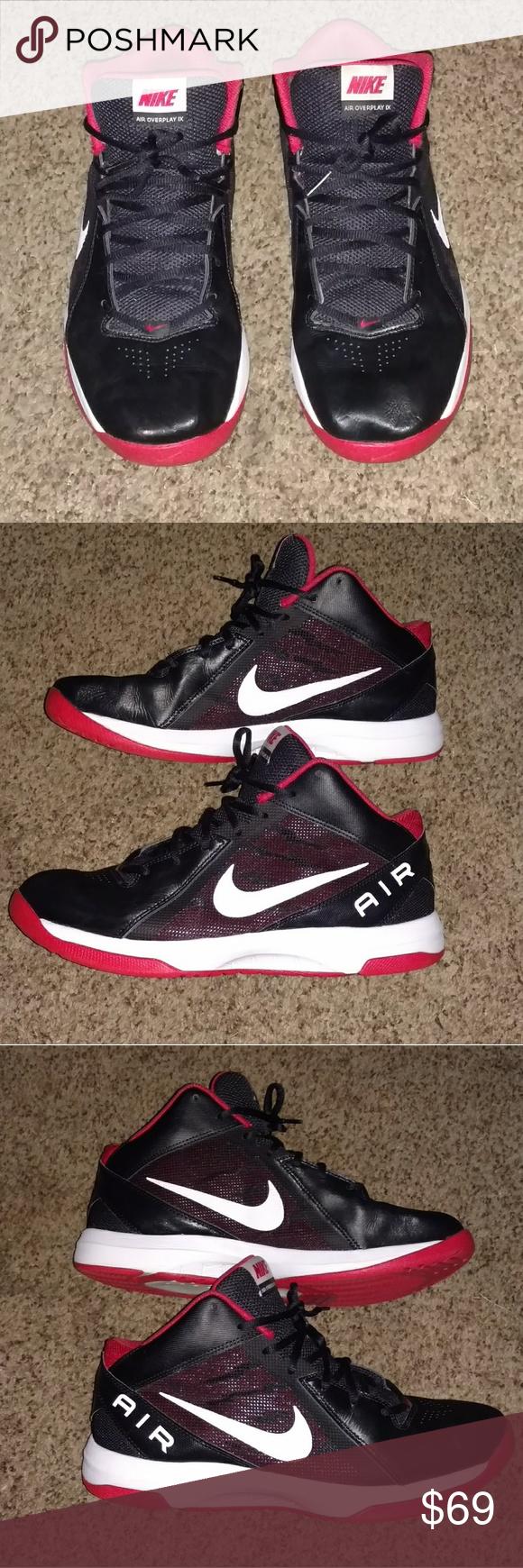 Nike Air Overplay IX Basketball Shoe